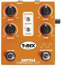 t rex engineering reptile delay