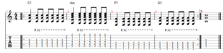 Rock Guitar Lesson