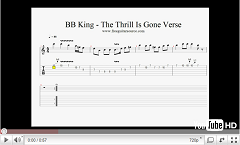 bb king the thrill is gone verse video