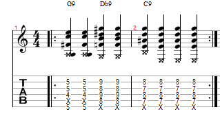 Chromatic Blues Lesson